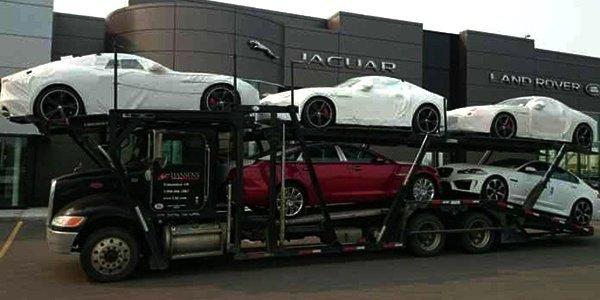 Transporting Cars for Dealerships